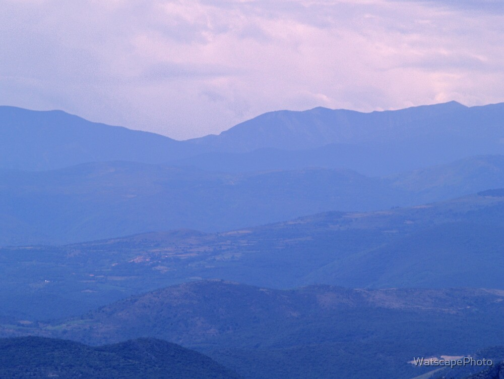 Pyrenees Orientales by WatscapePhoto