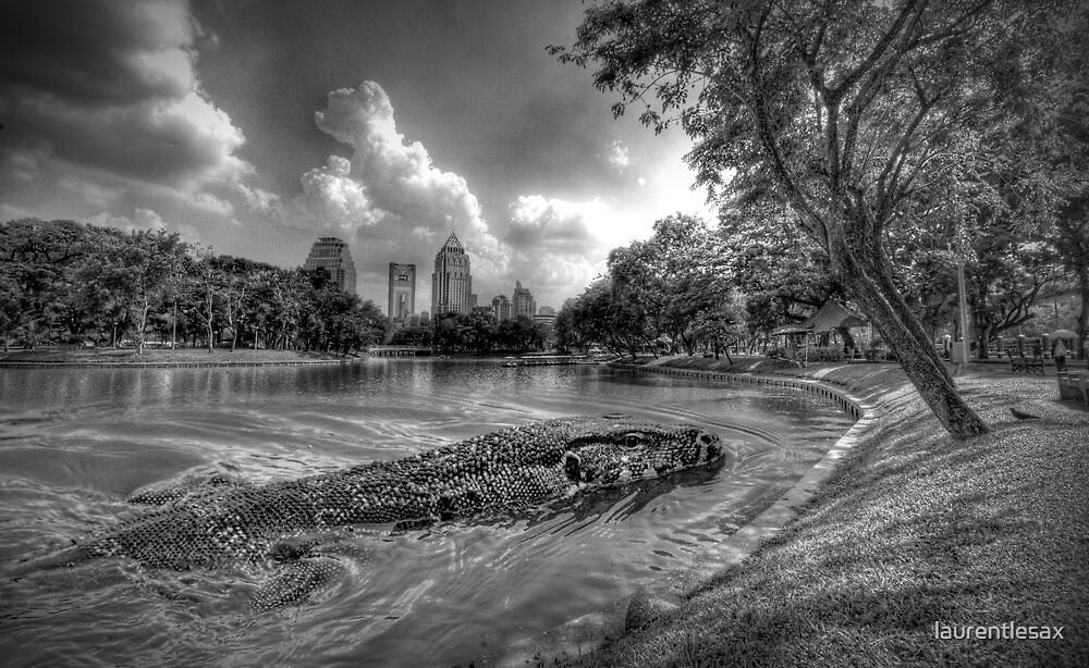 Bangkok Loch Ness by Laurent Hunziker