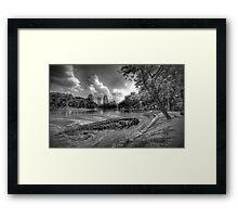 Bangkok Loch Ness Framed Print