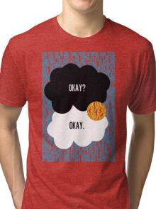 The Fault in Our Stars Typography Tri-blend T-Shirt