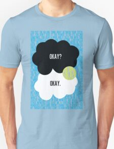 The Fault in Our Stars Typography Unisex T-Shirt