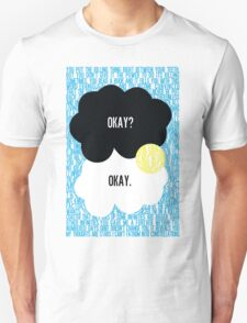 The Fault in Our Stars Typography T-Shirt