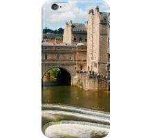 Pulteney Bridge Bath England iPhone Case/Skin