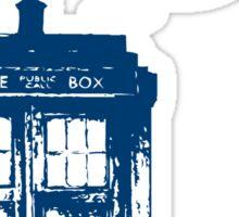 """FANTASTIC!"" - 9th Doctor Sticker"