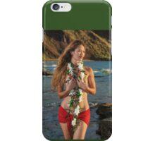 Spirit of Aloha - Serenity (Ho'omaluhia) iPhone Case/Skin