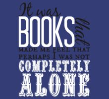 """It was books. . ."" Will Quote by wessaandjessa"