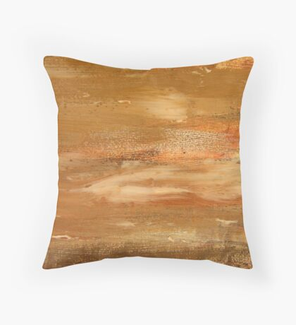Nullarbor 1 Throw Pillow
