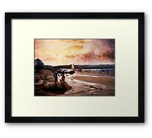 True Colours Framed Print
