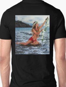 Spirit of Aloha - Gratitude (Mahalo Nui Loa) Unisex T-Shirt