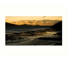 Hamilton Island Sunset Art Print