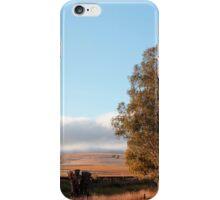 Barossa Valley Autumn iPhone Case/Skin