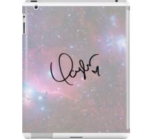 Swift's signature (Space) iPad Case/Skin