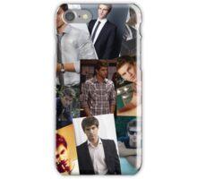 keegan allen - collage iPhone Case/Skin