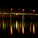 Port Bouvard Bridge, Dawesville by Peter Rattigan