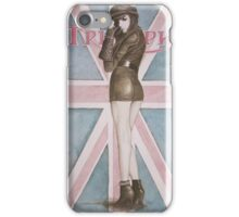 Triumph Pin Up iPhone Case/Skin
