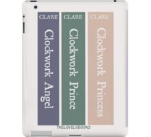 The Infernal Devices by Cassandra Clare iPad Case/Skin