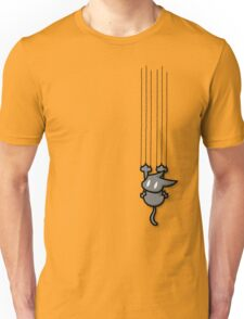 Grab the Cat! Unisex T-Shirt