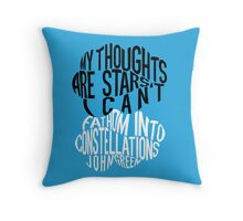 TFIOS - Constellations Throw Pillow