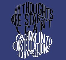 TFIOS - Constellations Womens Fitted T-Shirt
