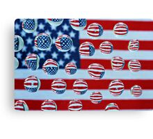 Happy Fourth of July! Canvas Print