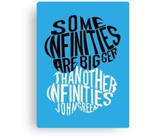 TFIOS - Infinity > Infinity Canvas Print