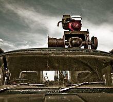 Diff winch by Alex Howen
