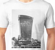 The Walkie Talkie Building, London Unisex T-Shirt