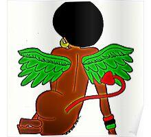 The Original Revolutionary Angel  Poster
