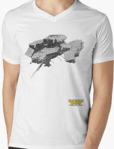 USCSS Nostromo Mens V-Neck T-Shirt