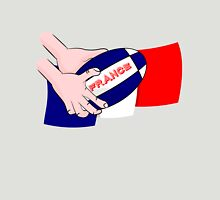 France Rugby Ball Flag Unisex T-Shirt