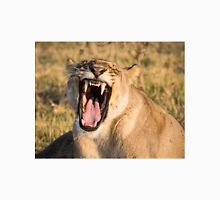 Lioness Bares Her Teeth Unisex T-Shirt