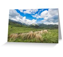 Old Man Of Coniston Greeting Card