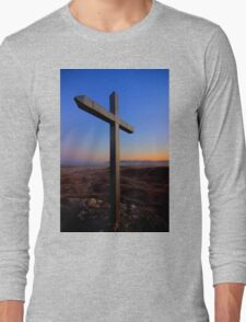 Moto Cross Long Sleeve T-Shirt