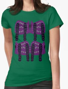 Wild Boar #2 Womens Fitted T-Shirt