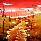 Red Skies by Linda Callaghan