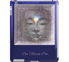 Om Shanti Om iPad Case/Skin
