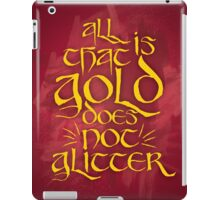 All That Is Gold iPad Case/Skin