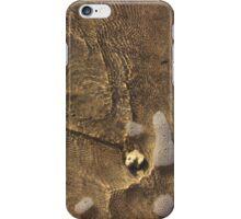 Golden Sands of Ripples  iPhone Case/Skin
