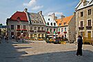 Place Royale - A restored historic site rooted in time by Yannik Hay