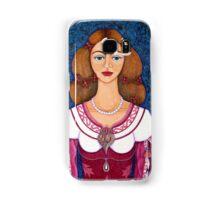 Ines de Castro - The love crowned Samsung Galaxy Case/Skin