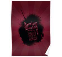 Avalon Poster 1 Poster