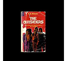 THE OUTSIDERS  Photographic Print