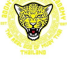 Adon's muay thai academy by edcarj82
