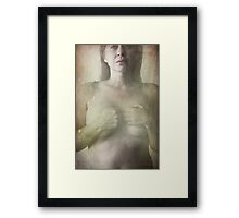 My Heart Was Blinded By You Framed Print
