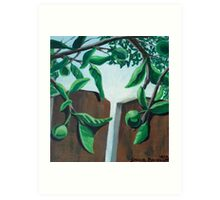 Apple Tree Art Print