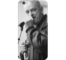 Chris Wilson iPhone Case/Skin