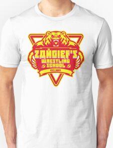the russian bear wrestling school T-Shirt