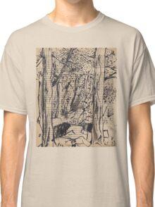 Tree Tunnel, McKell Park Classic T-Shirt
