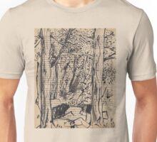Tree Tunnel, McKell Park Unisex T-Shirt