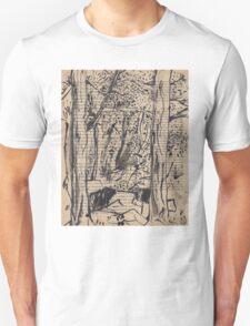 Tree Tunnel, McKell Park T-Shirt